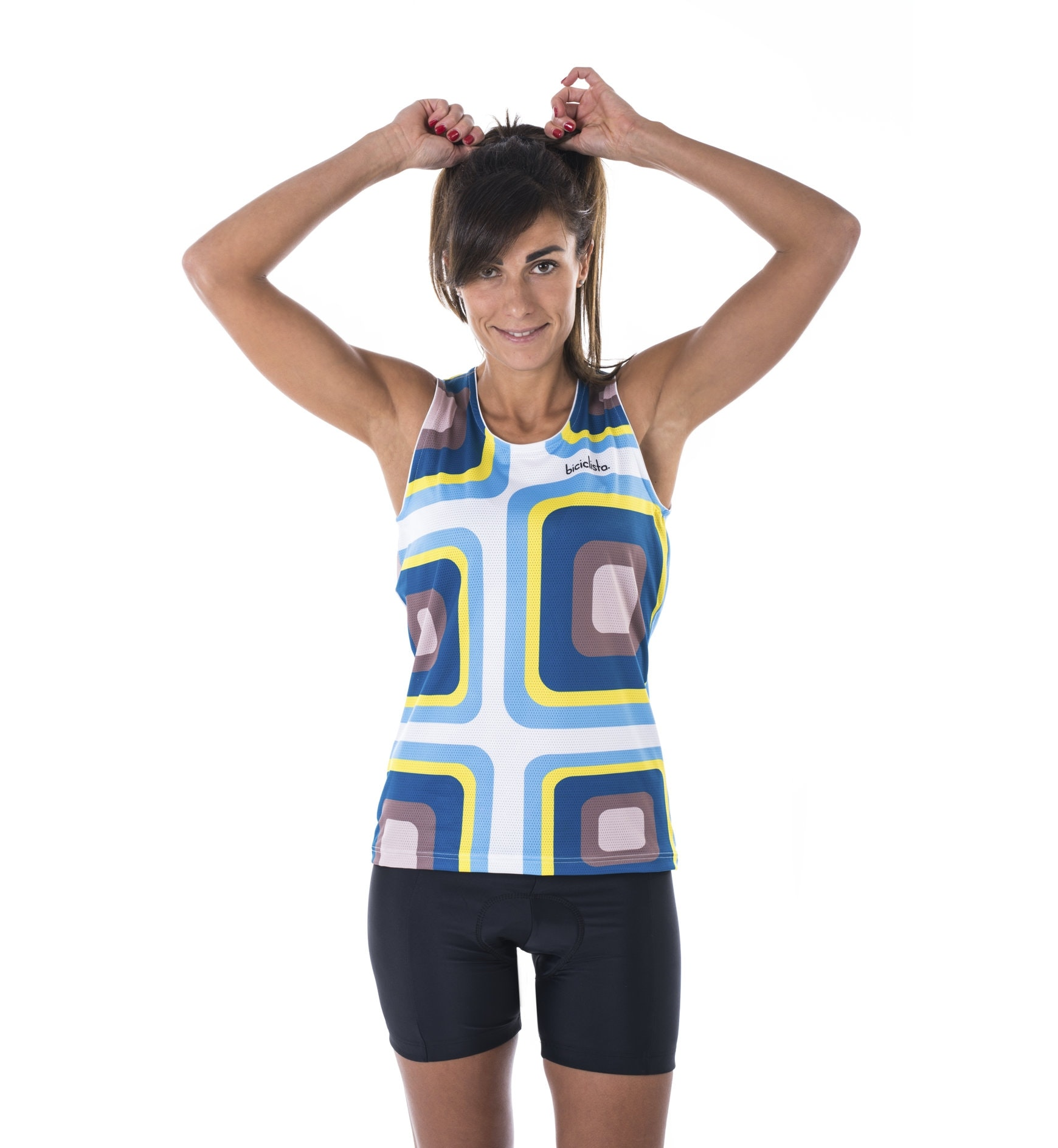 Biciclista Holliwood Party - top bici - donna