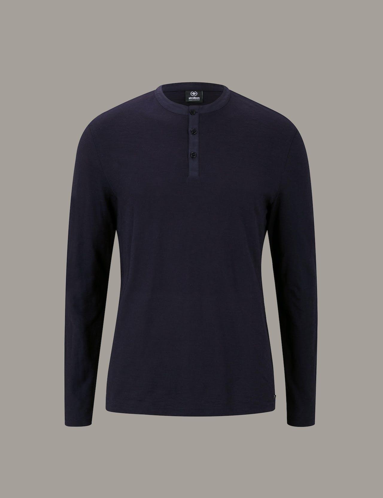 T-shirt Dorian, en bleu marine