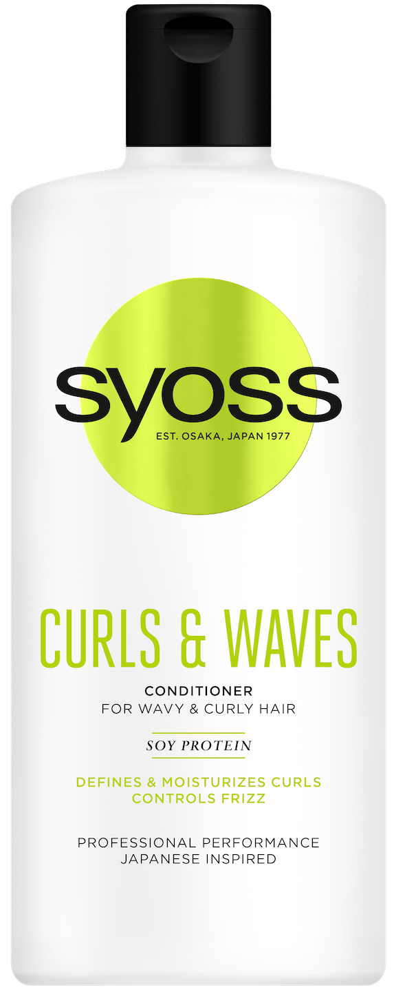 Syoss Curls balzám shot pack