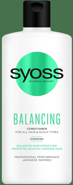 Syoss Balancing balzám shot pack