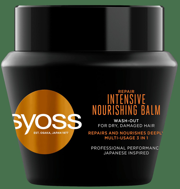 Syoss maska Repair shot  pack
