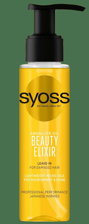 Syoss olej Beauty Elixír shot pack