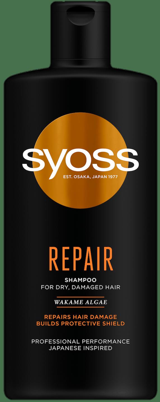 Syoss Repair šampon shot pack