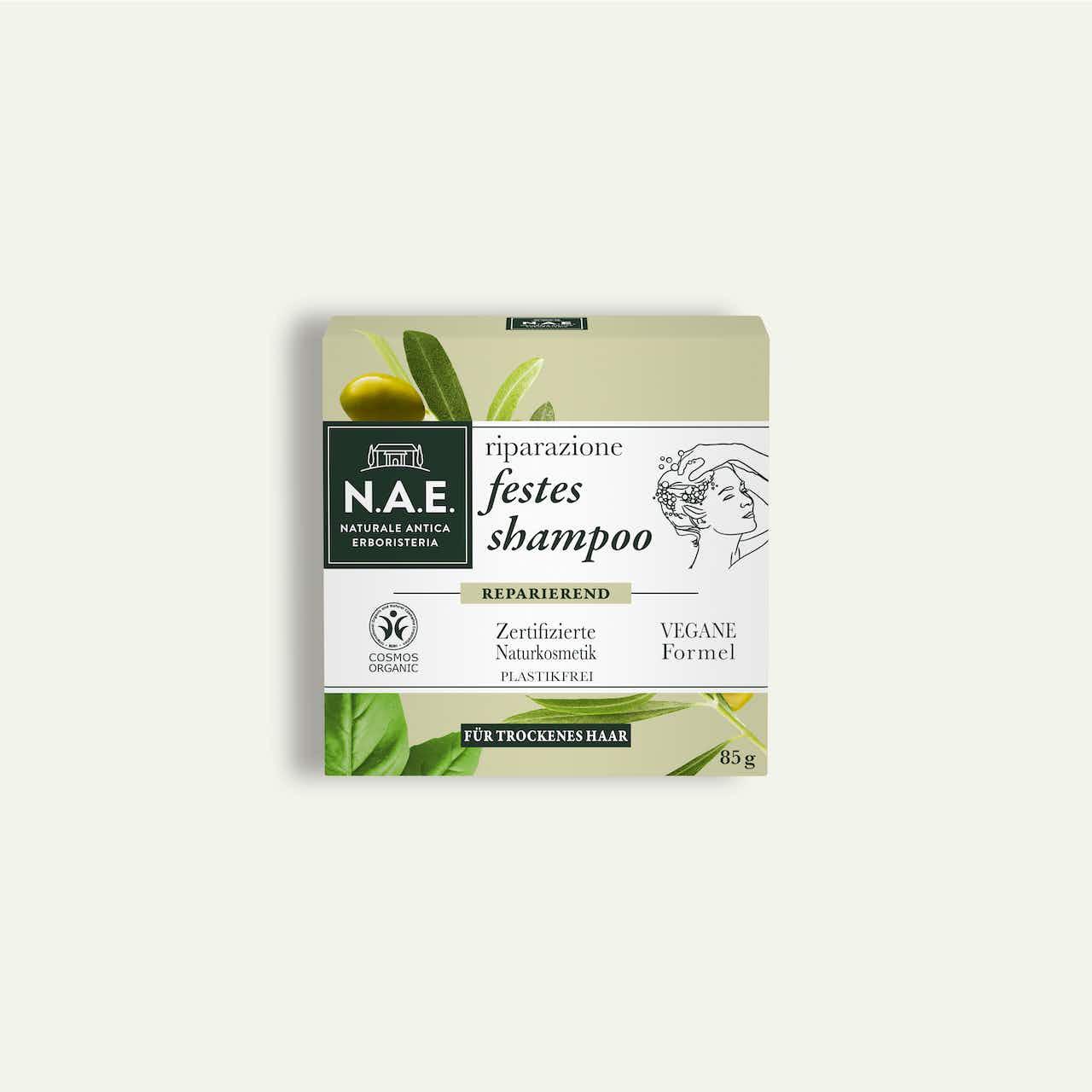 riparazione reparierendes festes shampoo, 85g