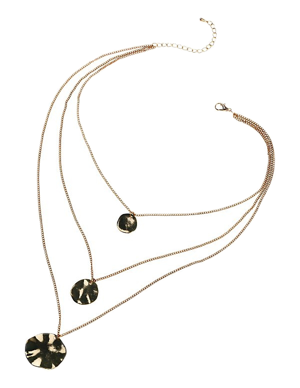 Kette mit Medaillons