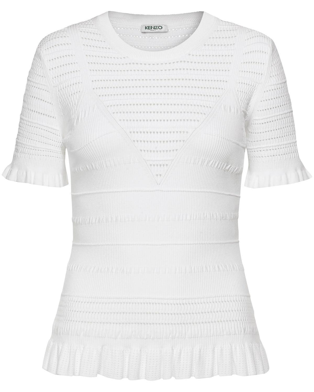 Kenzo, white Shirt, Lodenfrey, Munich