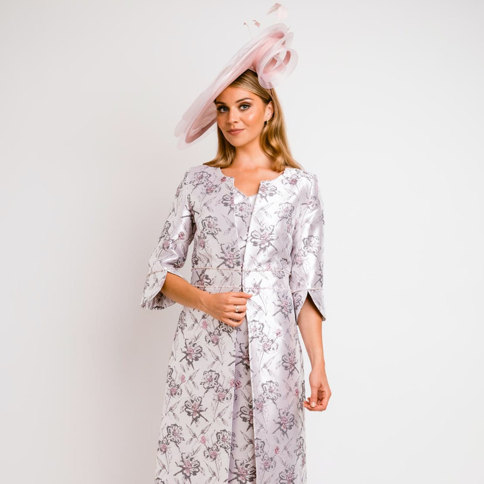 Lizabella Mother of the bride or groom Dress and Coat