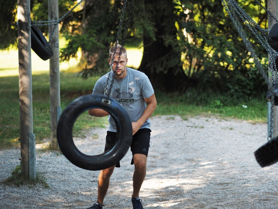 Trainings-Parcours-Isarauen