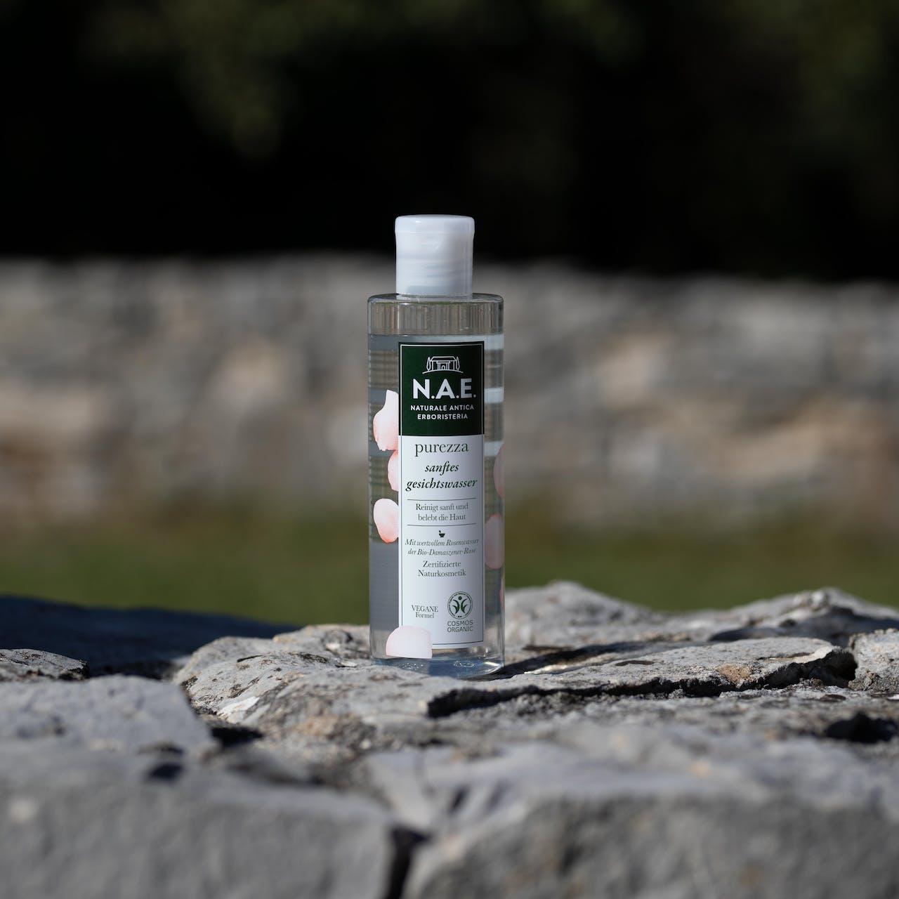 purezza sanftes gesichtswasser | gentle tonic lotion