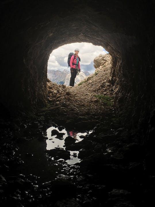 Dolomiten-Trekking-Stollen